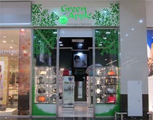 Автоматизация магазина Green Apple